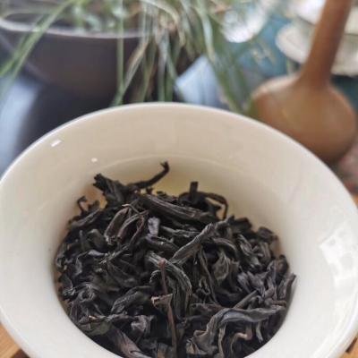 武夷山岩茶陈茶特级足火足味大红袍老茶  陈年大红袍浓香型乌龙茶500克