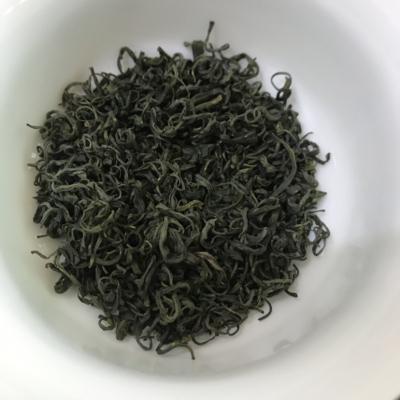 绿茶 高山茶 明前的有机茶。非常香,有黄豆香 兰花香,250g/袋