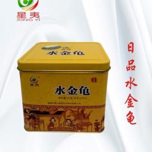 福建乌龙茶武夷岩茶星夷日品XY905水金鬼醇香型250克铁罐装包邮