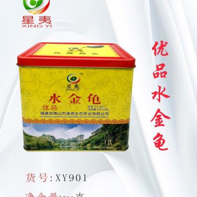 星夷牌水金龟茶叶500克超值家庭装浓香型武夷岩茶 原厂包邮XY901