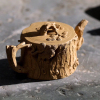 松桩·全手工藏品容量320cc原矿优质段泥全手工精品松桩