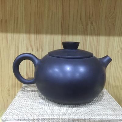 特惠云南建水紫陶纯手工制作大西施素壶,普洱茶茶具,工艺精湛 古朴典雅。