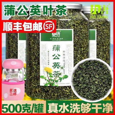 蒲公英茶500g长白山野生浦公英叶薄公英根天然非特级花草茶叶正品