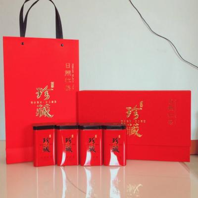 日照红茶礼盒装2020新茶叶 山东特产特级高山工夫红茶送礼盒