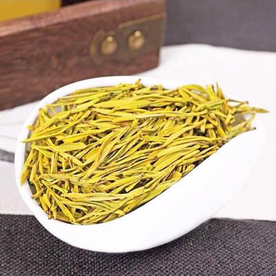 黄金芽茶叶2020年新茶上市安吉白茶明前茶特级黄金牙奶白茶茶叶
