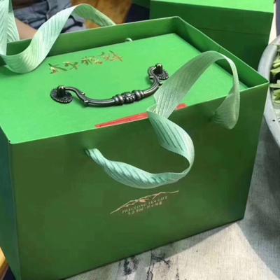 太平猴魁礼盒装2020新茶预售安徽特级春茶绿茶茶叶 500克
