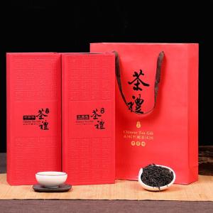 【大红袍礼盒武夷岩茶送礼茶乌龙茶养生茶养胃茶极品口粮茶】