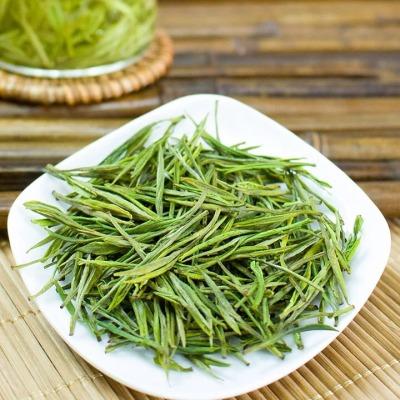 安吉白茶2021年新茶正宗明前特级高山绿茶春茶叶250g礼盒装白茶安吉