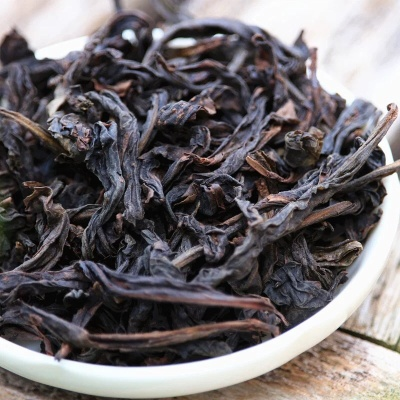 新茶 大红袍 2020茶叶福建乌龙茶武夷山岩茶浓香型肉桂散装500g