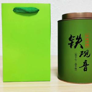 福建高山乌龙茶叶散装观音王1725新茶安溪铁观音浓香型礼盒装500g