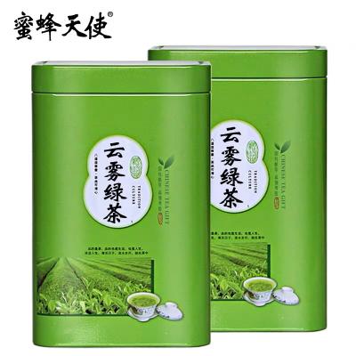 【买1发2】茶叶绿茶2020新茶叶高山云雾茶毛尖茶散装日照足共500g