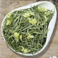 2020年新茶四川特级茉莉花茶250g碧潭级飘雪浓香型散装茶叶
