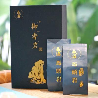 2018武夷正岩茶大红袍传统工艺马头岩肉桂桂皮香【御香岩·归途】