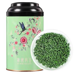 2020春茶茶叶高山绿茶新茶毛尖茶高山云雾散装绿茶100克