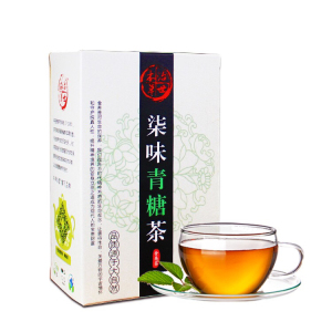 七味青糖茶 二类糖尿病适合喝的养生调理茶  有效调理糖尿病