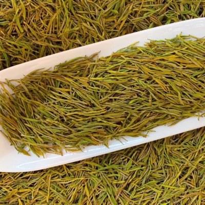 安吉白茶2020年新茶特级礼盒装雨前一级黄金茶正宗黄金芽茶叶