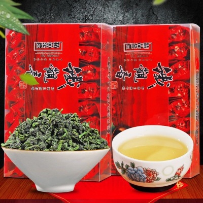 新茶正宗安溪铁观音原产地直销清香浓香型高山兰花香特级茶叶500g