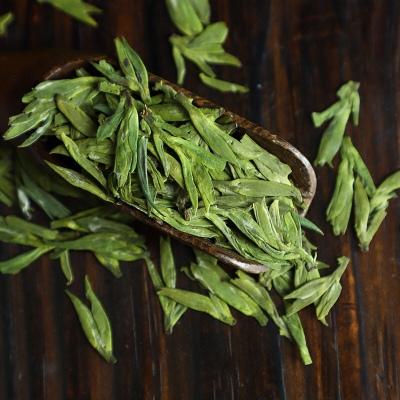 杭州明前龙井茶2020新茶特级豆香型春茶雨前绿茶龙井茶叶散装500g