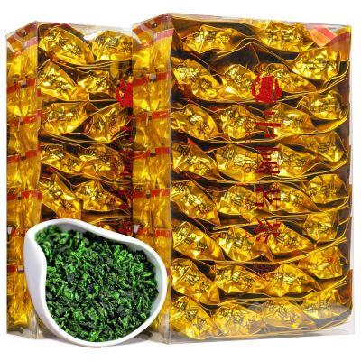 传统正味兰花香 2020新茶安溪铁观音清香型特级500g袋装小包装