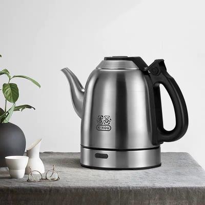 吉谷电水壶全自动烧水壶泡茶专用不锈钢电热水壶家用恒温TA0102B