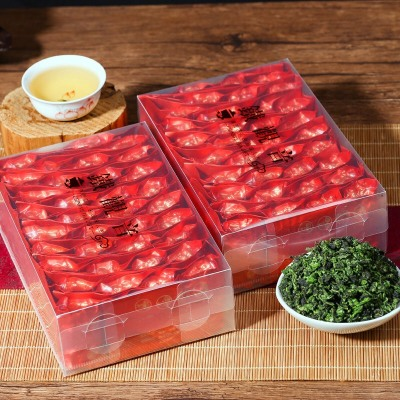 2020铁观音茶叶正宗安溪新茶浓香型特级高端兰花香送礼乌龙茶500g