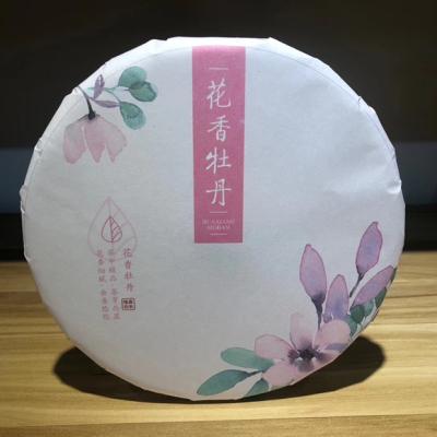 福鼎白茶,花香牡丹王