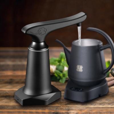 吉谷TX07桶装水自动抽水器智能电动加水器自吸式家用全自动上水器