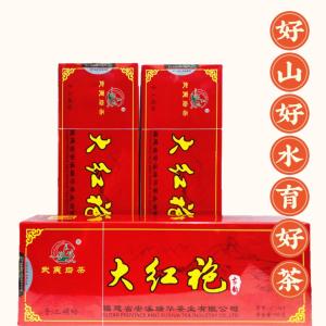 瑞华长圳峰C-601大红袍送礼浓香250g/条(25gx10盒)礼盒装