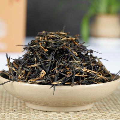 云南滇红茶 优质凤庆滇红松针 500克功夫茶 理条 礼盒装