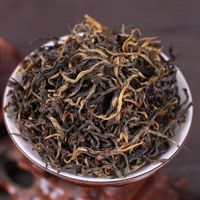 云南滇红茶 凤庆 头春茶500 克工夫红茶叶 礼盒装浓香型
