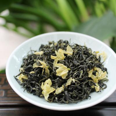 2020年新茶广西横县茉莉花茶500克一级茉莉花茶专用自封袋装牛皮紙装