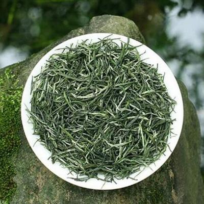 毛尖茶叶毛尖绿茶罐装新茶雨前嫩芽浓香型散装袋装500g 罐装