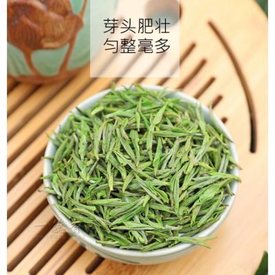安吉白茶2021年新茶上市明前特级高品质头采嫩芽正宗安吉白茶100g