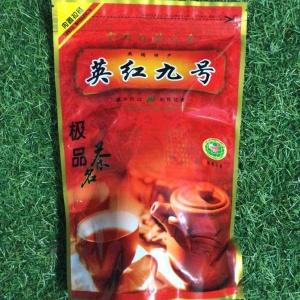英红九号英德红茶2019新茶叶英九红茶散袋装广东英红9号冬茶150克