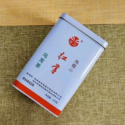 瑞华RH8526乌龙茶红掌醇香型(200g/罐)罐装送礼小泡装