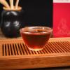 安化黑茶正宗金花黑茶天尖茯砖茶黑茶叶手筑茯砖安华黑茶2斤