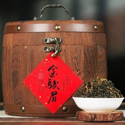 【金骏眉木桶装500g金骏眉红茶鼻祖礼盒装】