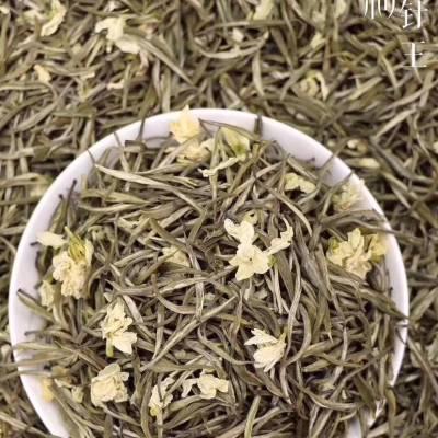 福州茉莉花茶叶 茉莉针王茶叶2020新茶特级针王