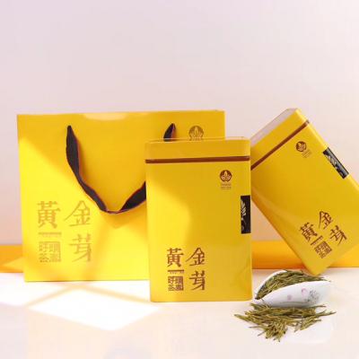 黄金芽茶叶2020新茶特级正宗安吉白茶高山绿茶黄金茶500克一斤两罐装