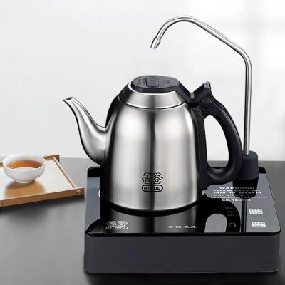 吉谷旗舰店TB0102A自动上水电水壶电热煮茶壶恒温家用不锈钢烧水壶