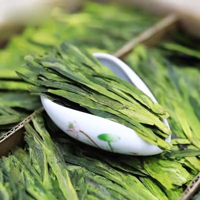2020新茶太平猴魁黄山绿茶原产浓香手工捏尖茶叶罐装共200g