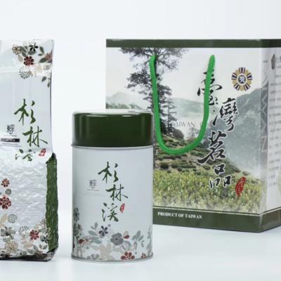 台湾乌龙茶杉林溪高山乌龙茶