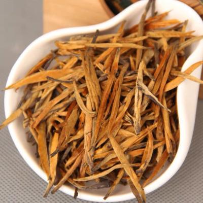 滇红茶 云南工夫古树红茶 凤庆大金针茶叶 散装浓香型 500克