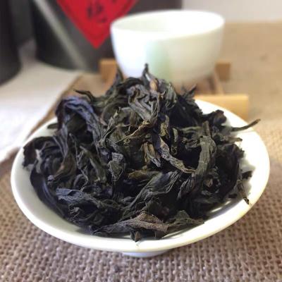 大红袍茶叶500g散装 福建武夷山岩茶低火炭培 肉桂乌龙茶