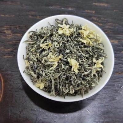 碧潭飘雪极品2020新茶茉莉花茶峨眉高山茶500克