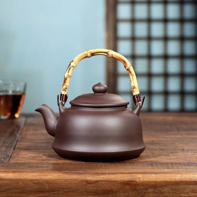 ㊙️紫砂养生煮水壶   明🔥电陶炉 煤气灶都可烧容量:1200c
