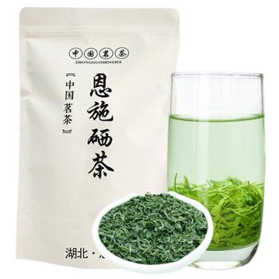 新茶 恩施富硒茶500g高山浓香耐泡茶叶绿茶毛尖茶散装 500g
