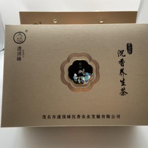 【沉香奇楠茶】精选上等奇楠叶子采用传统工艺制作茶味醇厚回甘茶性温润柔顺