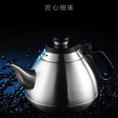 吉谷电水壶TB0606自动上水304不锈钢吉谷烧水壶煮茶吉古电热水壶