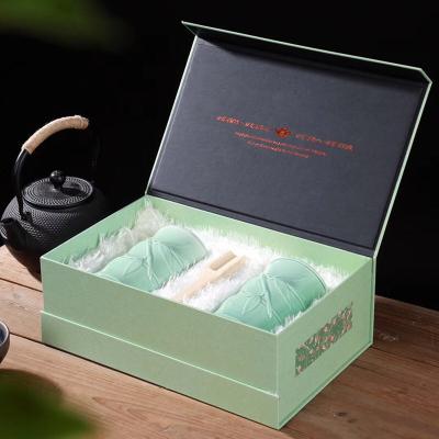 2020年新茶碧螺春茶叶明前春茶绿茶嫩芽茶叶散装300g礼盒罐装